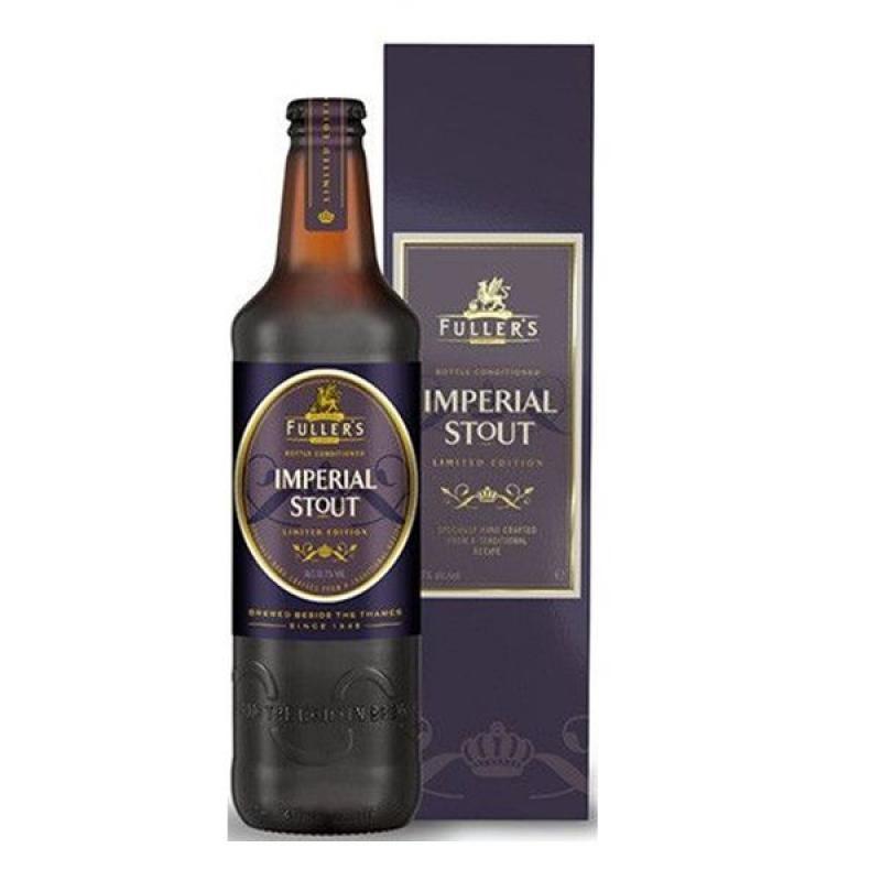biere - FULLERS IMPERIAL STOUT 50CL - Planète Drinks