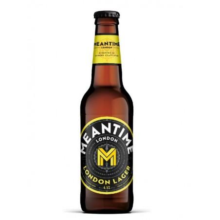 biere - MEANTIME LONDON LAGER 33CL - Planète Drinks