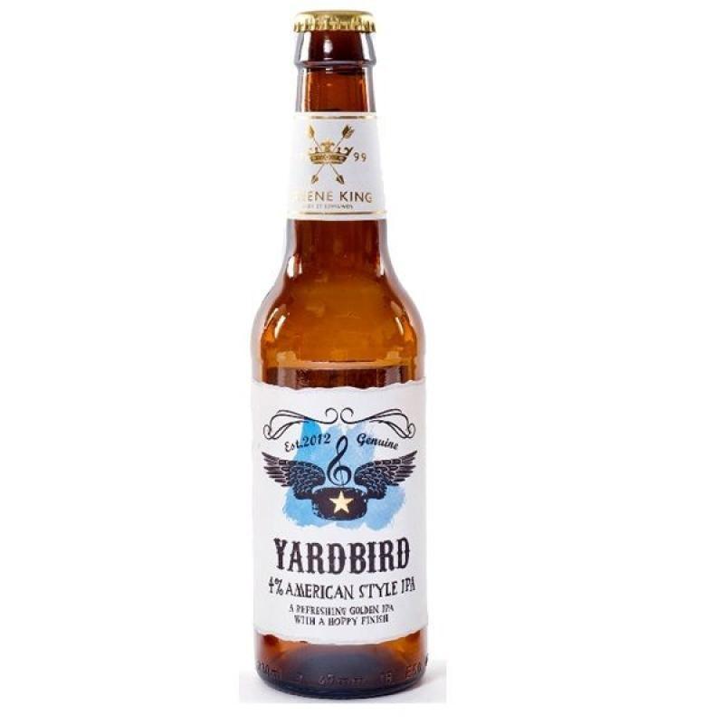biere - GREENE KING CRAFT YARDBIRD 0,33L - Planète Drinks