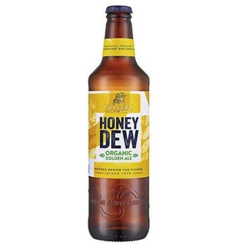 biere - FULLERS ORGANIC HONEY DEW 0,50L - CERTIFIE FR-BIO-01 - Planète Drinks
