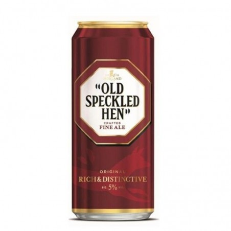 GREENE KING OLD SPECKLED HEN 50CL CAN