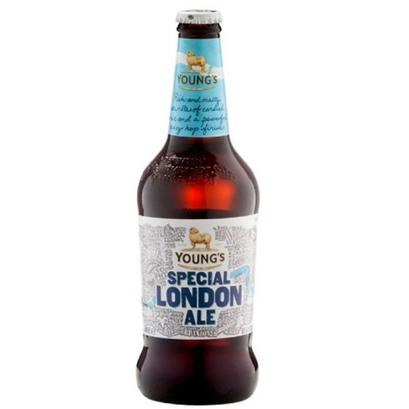 biere - WELLS SPECIAL LONDON ALE 50CL - Planète Drinks