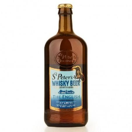 biere - ST PETER'S THE SAINTS WHISKY BEER 0,50L - Planète Drinks
