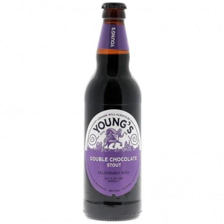 biere - YOUNG'S  DOUBLE CHOCOLATE STOUT 50CL - Planète Drinks
