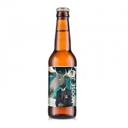 biere - BLACK SHEEP MOOSE JAW 0.33L - Planète Drinks