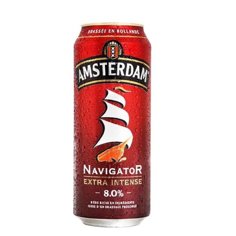 biere - AMSTERDAM NAVIGATOR 0,50L CAN - Planète Drinks