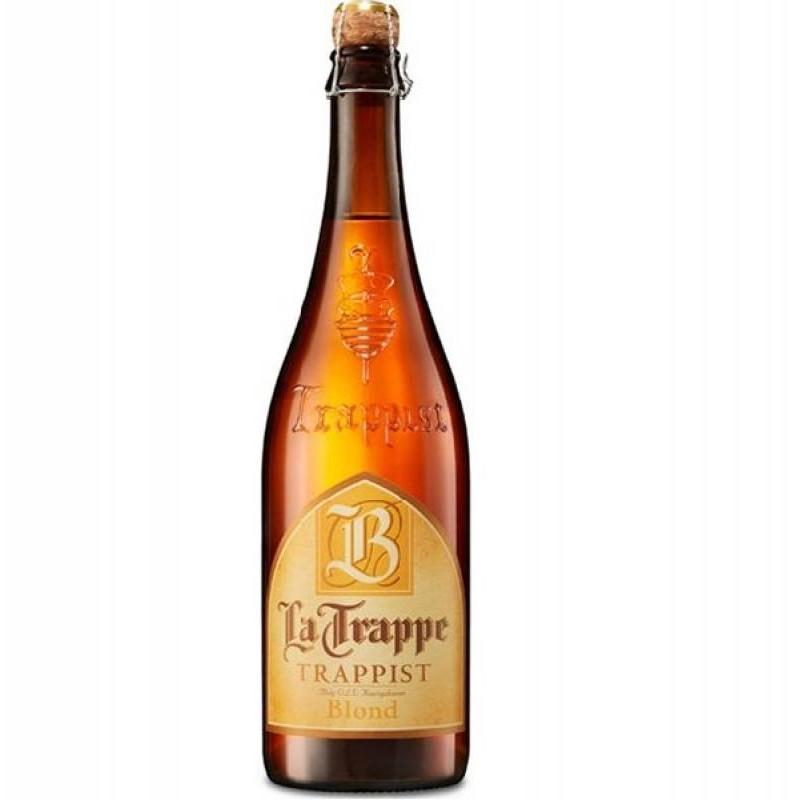 biere - TRAPPE BLONDE 0,75L - Planète Drinks