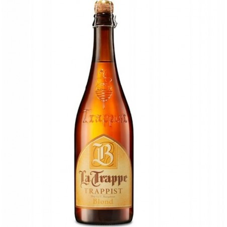 TRAPPE BLONDE 75CL