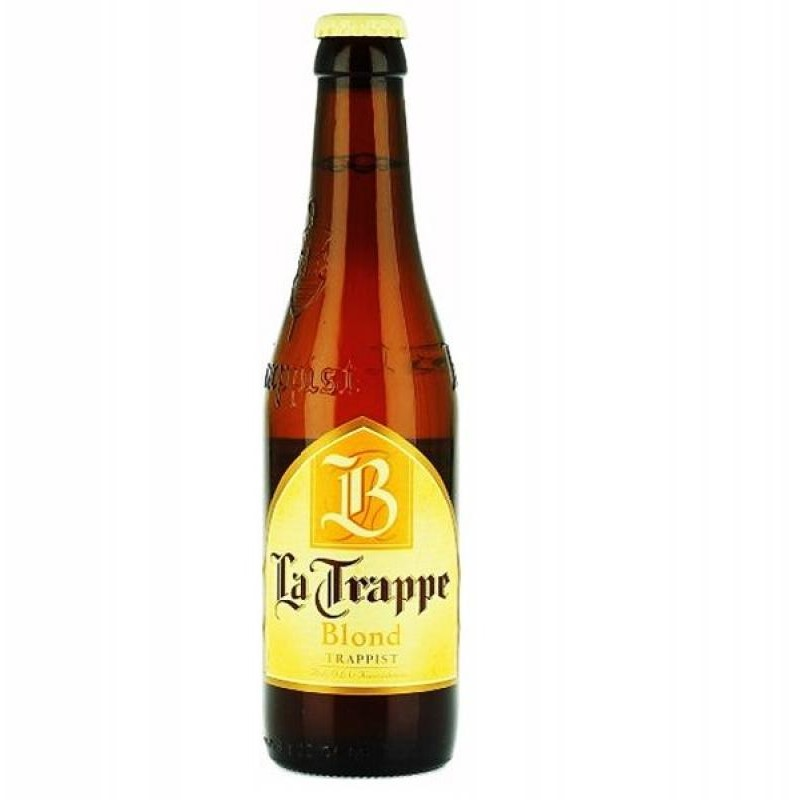 biere - TRAPPE BLONDE 0,33L - Planète Drinks