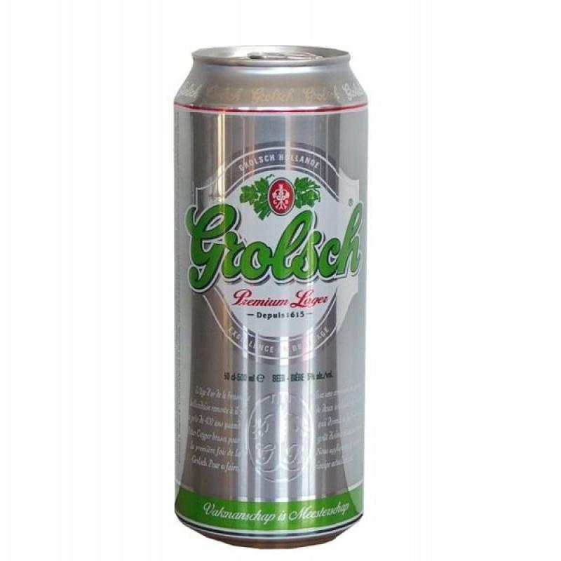 biere - GROLSCH 50CL CAN - Planète Drinks