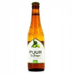 biere - TRAPPE PUUR 0.33L VC - CERTIFIE FR-BIO-01 - Planète Drinks