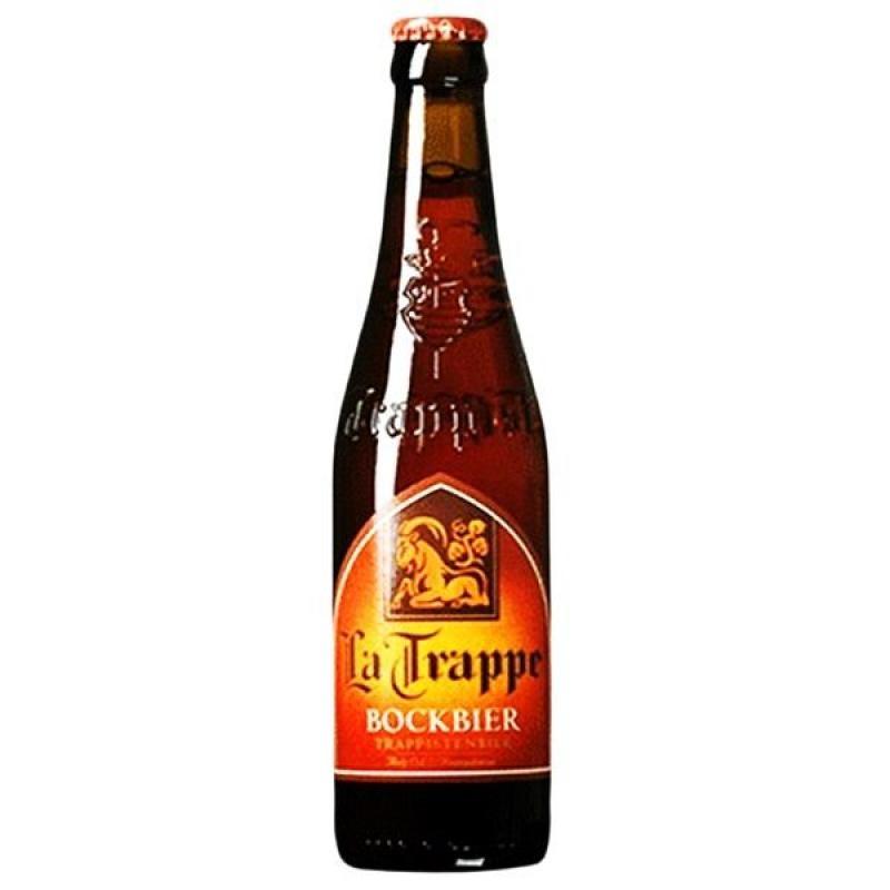 biere - TRAPPE BOCK 0.33L VC - Planète Drinks