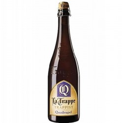 biere - TRAPPE QUADRUPEL 0.75L - Planète Drinks