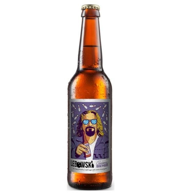 biere - LEBOWSKI 0.33L - Planète Drinks