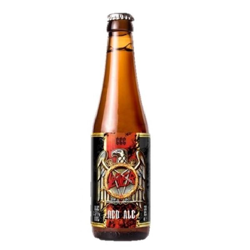 biere - SLAYER RED ALE 0.33L - Planète Drinks