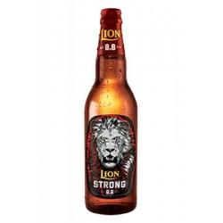biere - LION STRONG BEER 33CL - Planète Drinks