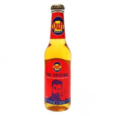 biere - DUFF BEER  NEW 0.33L - Planète Drinks