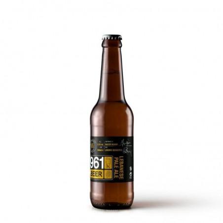 biere - 961 BEER LEBANESE PALE ALE 33CL - Planète Drinks