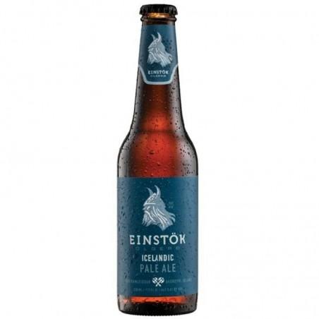 biere - EINSTOK PALE ALE 33CL - Planète Drinks