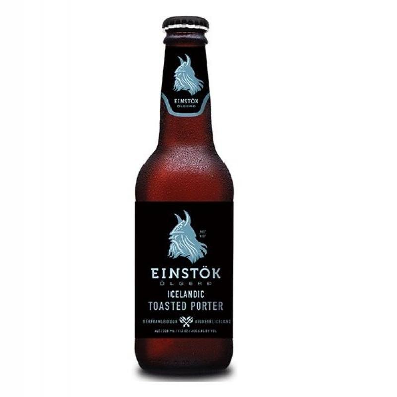 biere - EINSTOK TOASTED PORTER 33CL - Planète Drinks
