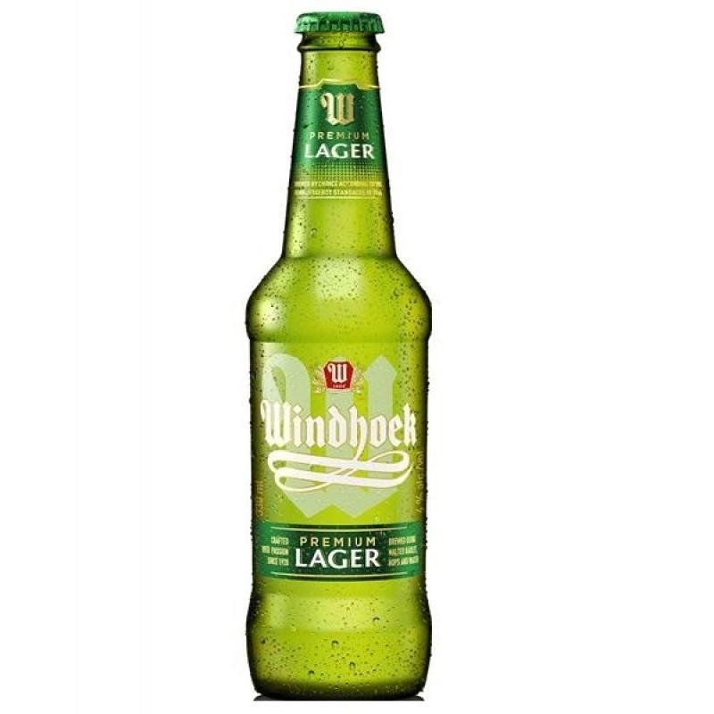 biere - WINDHOEK LAGER 0.33L - Planète Drinks