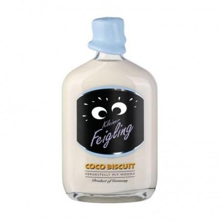 LIQUEUR - KLEINER FEIGLING LIQUEUR VODKA COCO BISCUIT 50CL - Planète Drinks