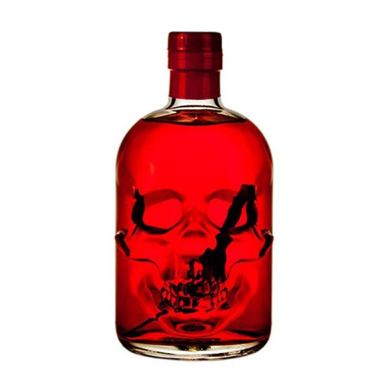 ABSINTHE - ABSINTHE RED CHILI HEAD 50CL - Planète Drinks