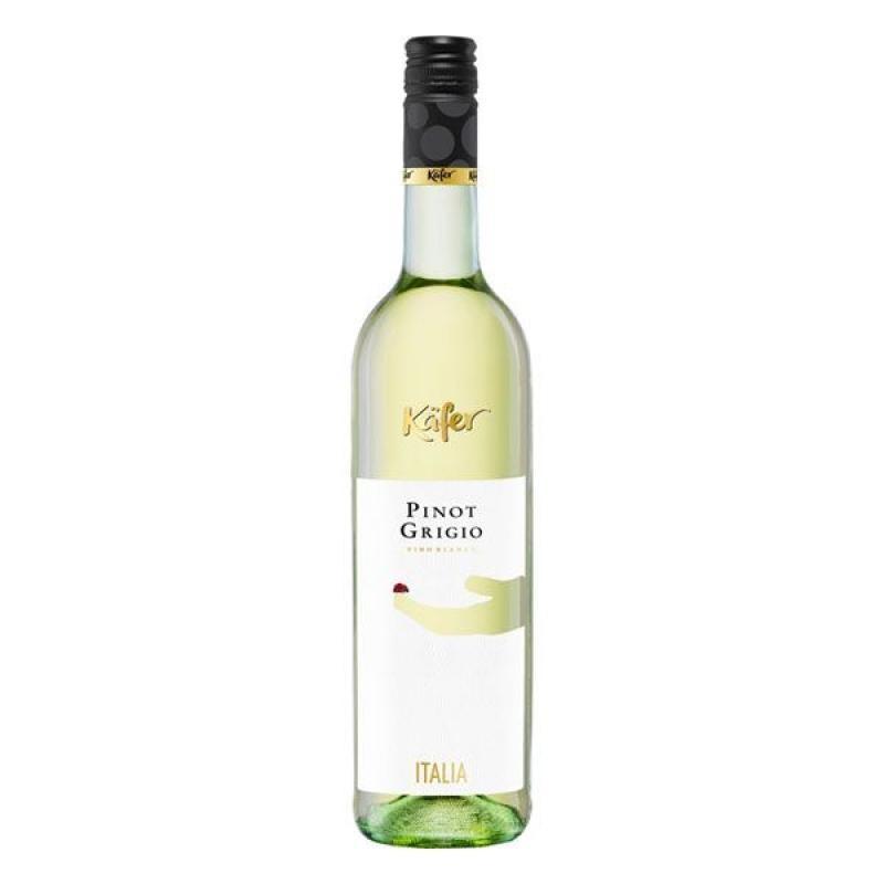 VIN - KAFER PINOT GRIGIO DEL VENETO VIN BLANC ITALIE 75CL - Planète Drinks