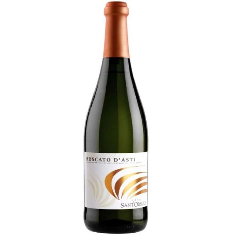 VIN - SANT ORSOLA MOSCATO D'ASTI 75CL - Planète Drinks