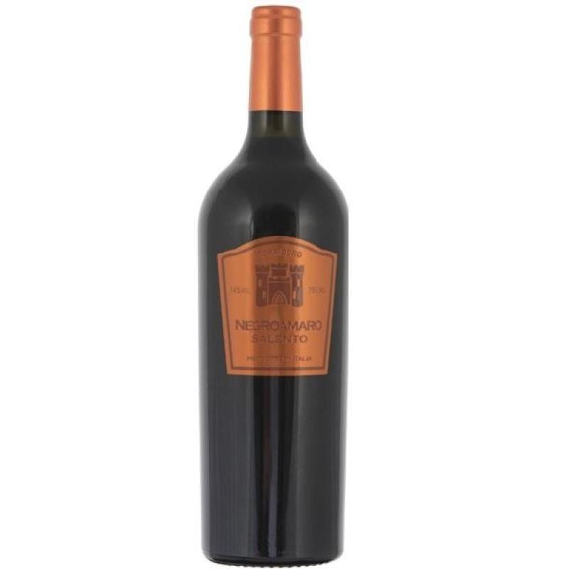 VIN - TORRIDORO NEGROAMARO 2015 75CL - Planète Drinks