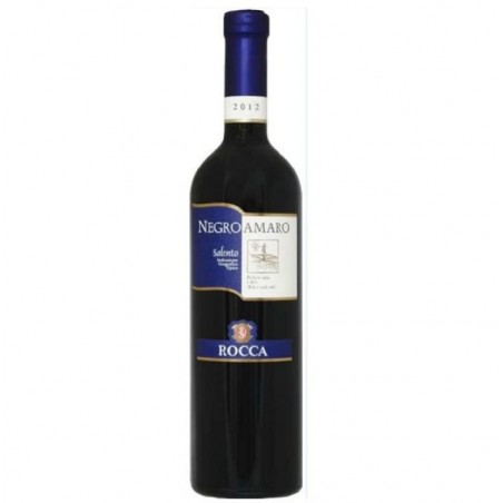 VIN - ROCCA NEGROAMARO SALENTO 75CL - Planète Drinks