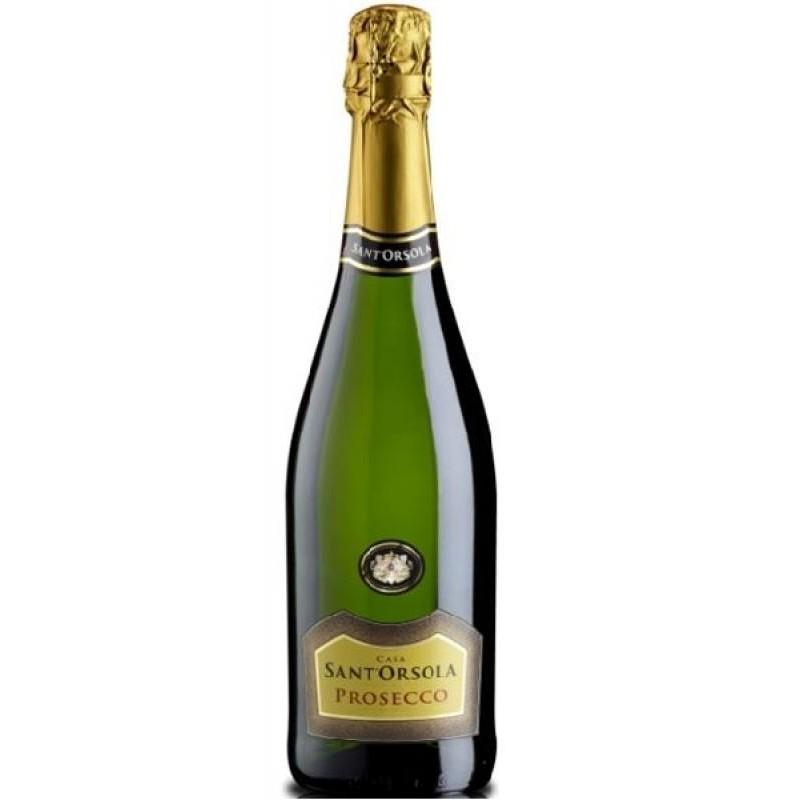 CHAMPAGNE MOUSSEUX - SANT ORSOLA PROSSECO 75CL - Planète Drinks