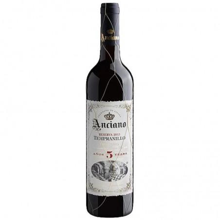 VIN - ANCIANO RESERVA TEMPRANILLO VALDEPENAS 5 ANS 75CL - Planète Drinks