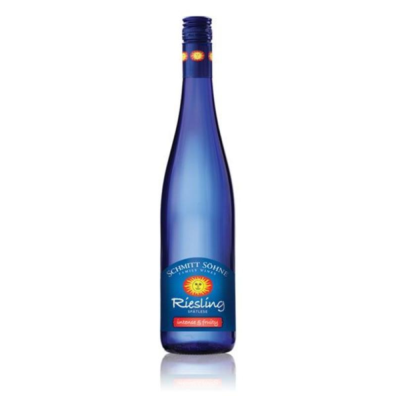 VIN - RIESLING SPATLESE BLUE 75CL - Planète Drinks