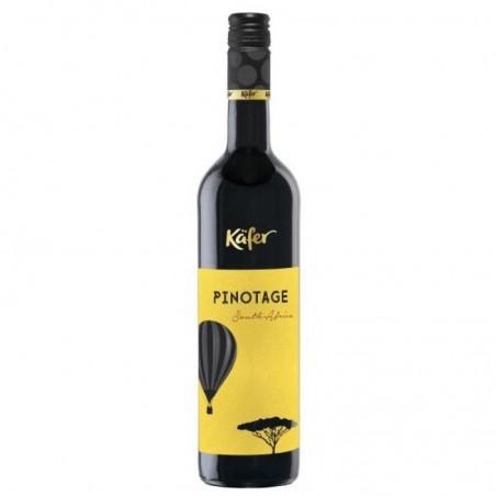 VIN - KAFER PINOTAGE 75CL - Planète Drinks