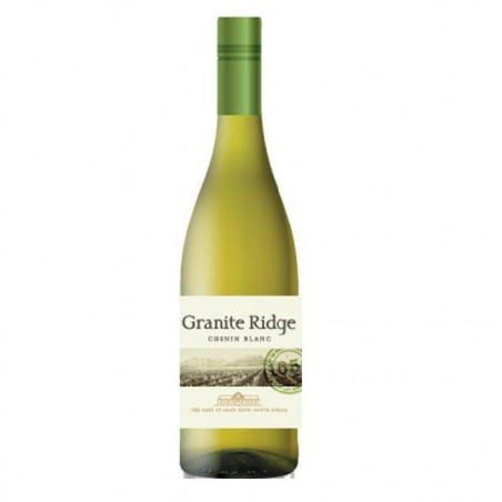 VIN - GRANITE RIDGE CHENIN BLANC 75CL - Planète Drinks