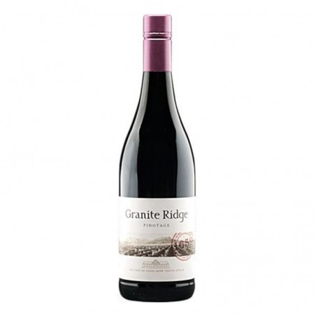 GRANITE RIDGE PINOTAGE 75CL