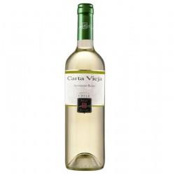 VIN - CARTA VIEJA VARIETAL SAUVIGNON 75CL - Planète Drinks