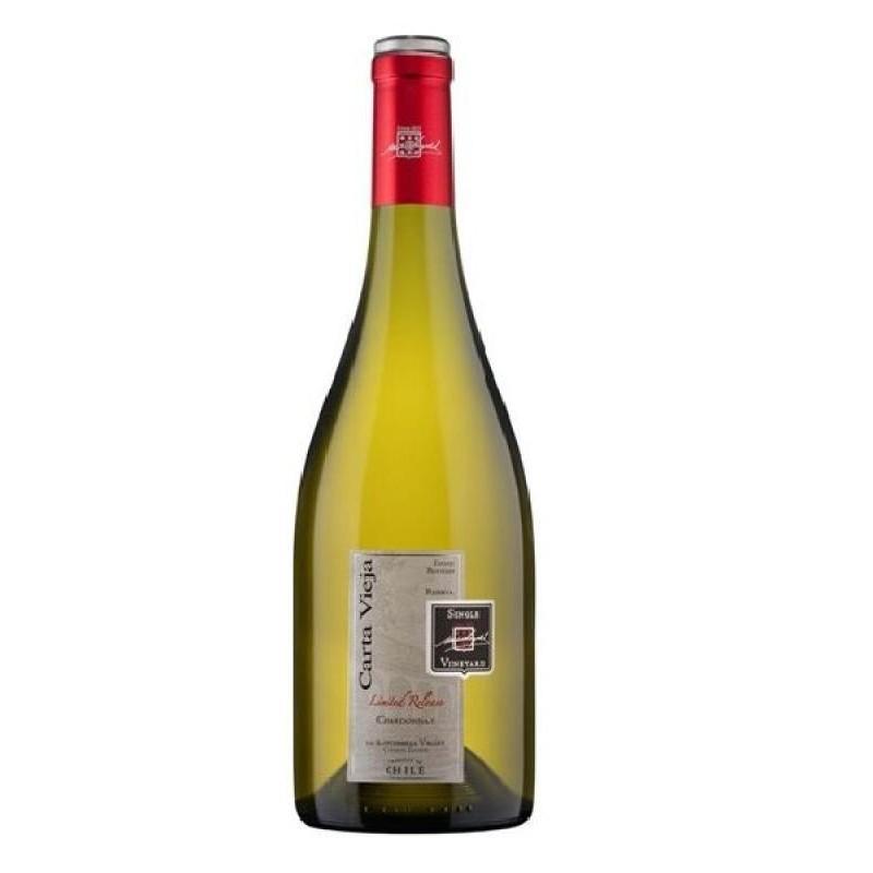 VIN - CARTA VIEJA RESERVA CHARDONNAY 75CL - Planète Drinks