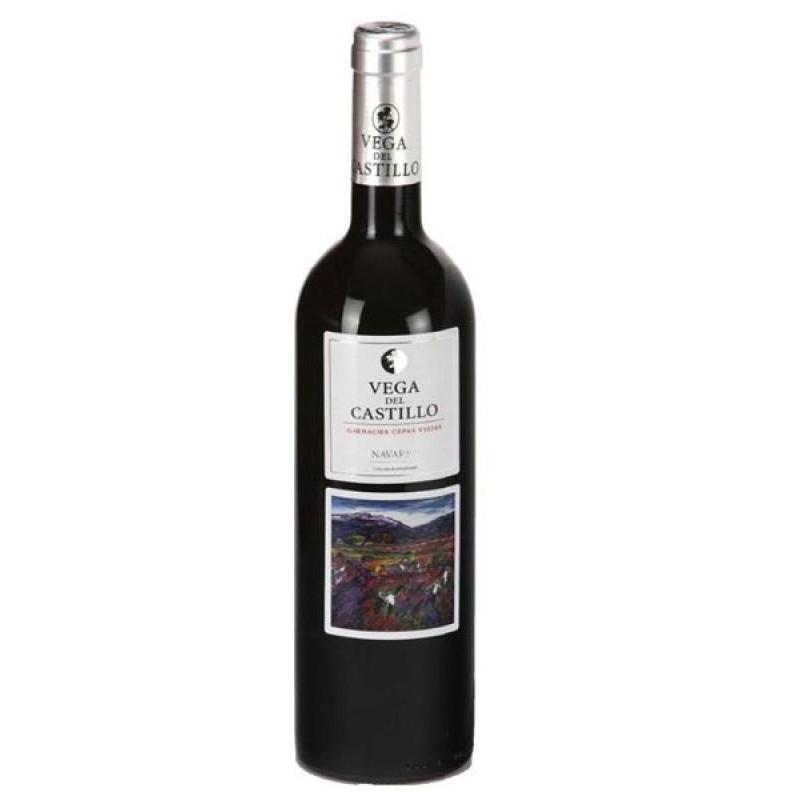 VIN - VEGA DEL CASTILLO GARNACHA CEPAS VIEJAS 75CL - Planète Drinks