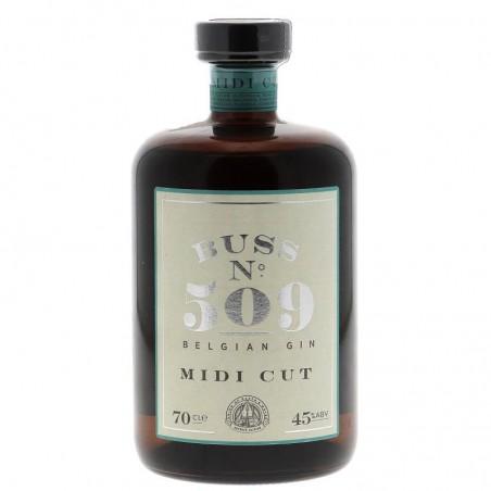 GIN - BUSS 509 MIDI CUT GIN 70CL - Planète Drinks
