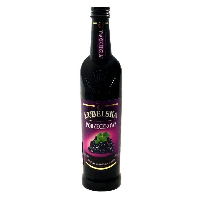 VODKA - LUBELSKA PORZECZKOWA VODKA CASSIS 50CL - Planète Drinks