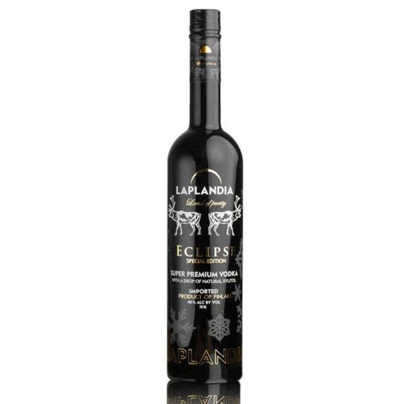 VODKA - LAPLANDIA VODKA ECLIPSE SPECIAL EDITION 1L - Planète Drinks