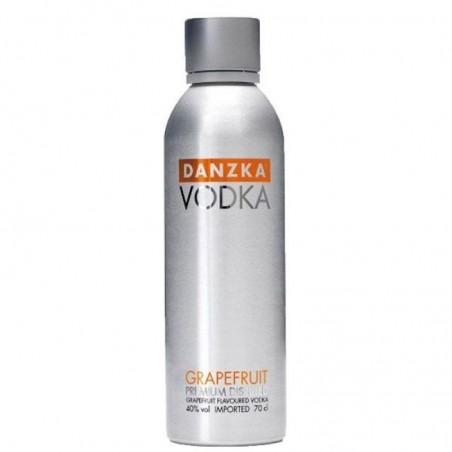 VODKA - DANZKA VODKA GRAPEFRUIT 1L - Planète Drinks