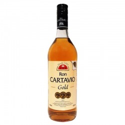 RHUM CARTAVIO GOLD 1L