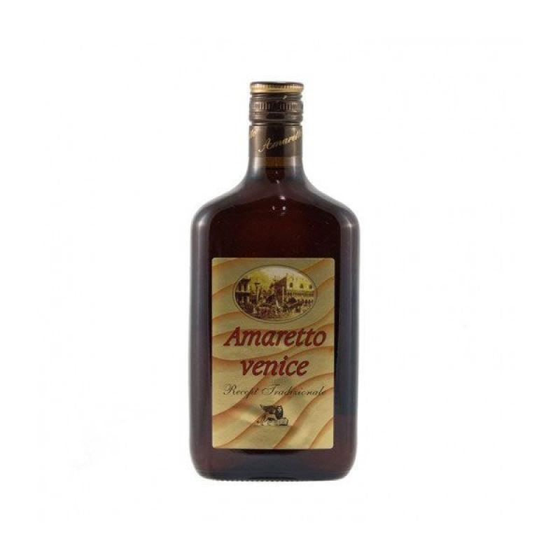 LIQUEUR - AMARETTO VENICE 70CL - Planète Drinks