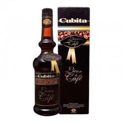 LIQUEUR - CUBITA LIQUEUR DE CAFE 70CL - Planète Drinks