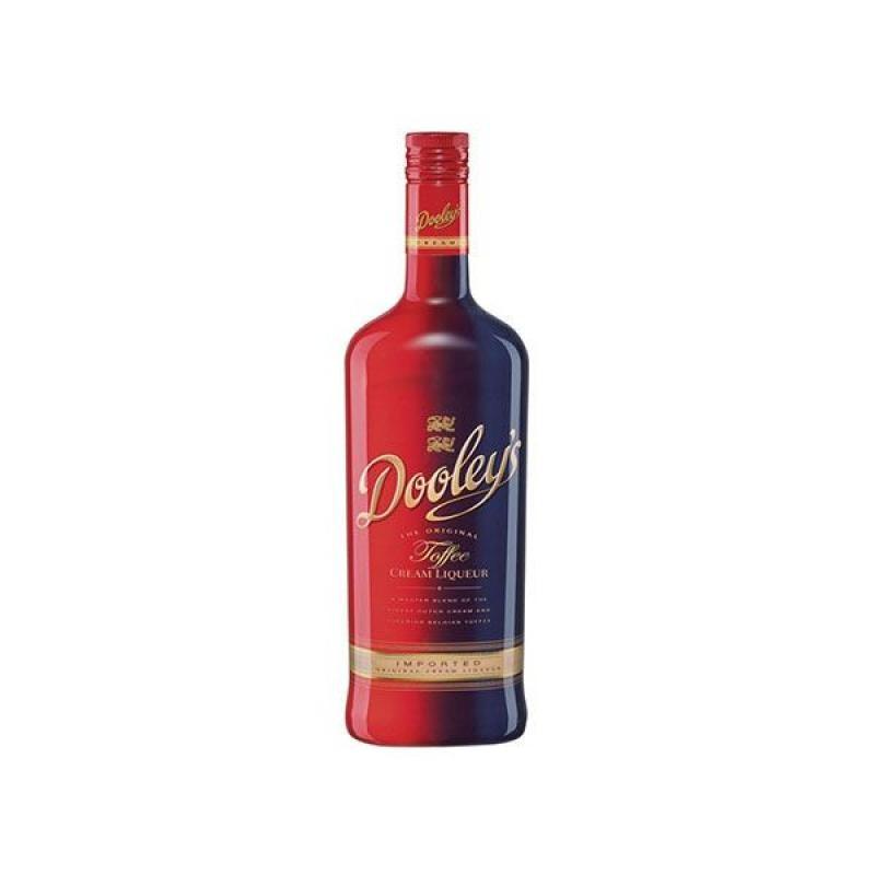 CREME - DOOLEY'S TOFFEE CREAM & VODKA 1L - Planète Drinks