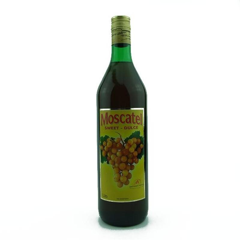 APERITIF - MOSCATEL BUNCH ESPAGNE 1L - Planète Drinks