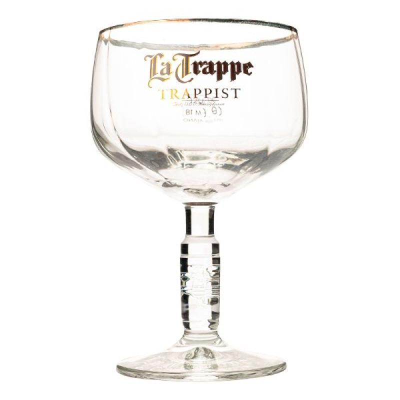 VERRES A BIERE - VERRE LA TRAPPE 25CL - Planète Drinks